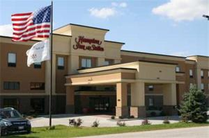 Hampton Inn &amp; Suites Crawfordsville