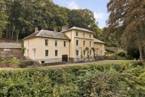 Broomfield House in Glasbury, Powys, Wales