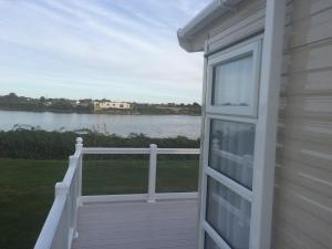 South Coast Caravan & Lodge in Pagham, West Sussex, England