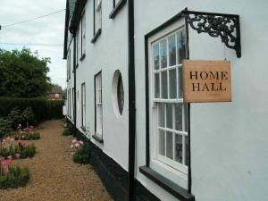 Home Hall Bed & Breakfast in Hockham, Norfolk, England