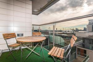 Chic Apartment near ExCeL Centre