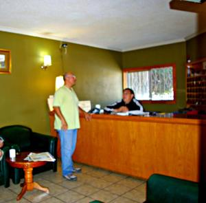 Motel Presidente, Hotels  Ensenada - big - 12