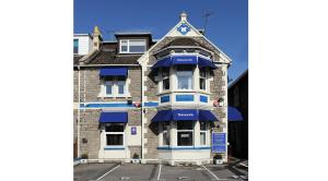 Saxonia Guest House in Weston-super-Mare, Somerset, England