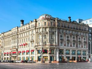 National Hotel Moscou