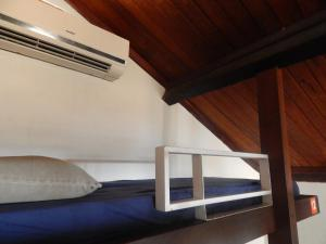 Bed in 8-Bed Male Dormitory Room with Air-Condition