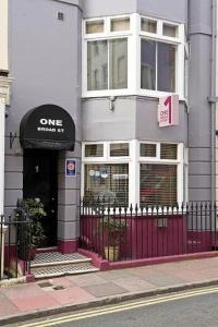One Broad Street in Brighton & Hove, East Sussex, England