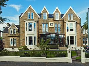Number 10 Hotel: hôtels Glasgow - Pensionhotel - Hôtels