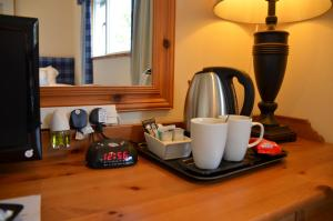 Scottish Equi B&B, Bed & Breakfast  Lanark - big - 2