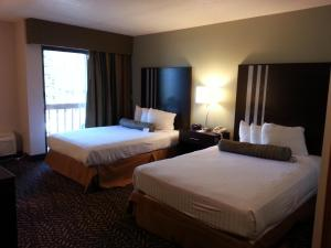 Queen Room with Two Queen Beds and Roll-In Shower - Disability Access/Lakeview