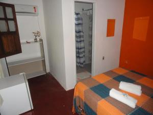 Standard Double Room with Balcony and Air Conditioning