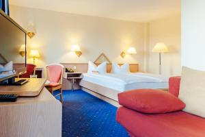 Hotel Rathener Hof, Hotel  Struppen - big - 5