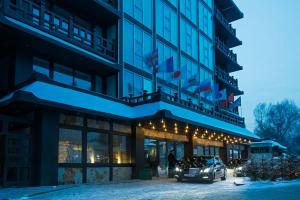 International Hotel Sayen v Irkutsk – Pensionhotel - Hoteli
