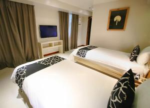 The Suez Serviced Studios Makati, Aparthotels  Manila - big - 18