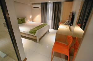 The Suez Serviced Studios Makati, Aparthotels  Manila - big - 5