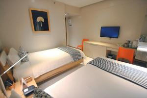 The Suez Serviced Studios Makati, Aparthotels  Manila - big - 6