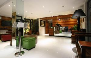 The Suez Serviced Studios Makati, Aparthotels  Manila - big - 40