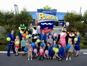 Pontins-Southport Holiday Park in Southport, Merseyside, England