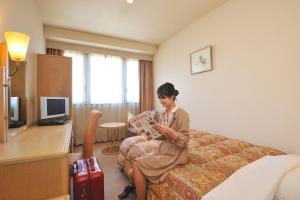 Hotel Sun Valley Annex, Hotely  Beppu - big - 7