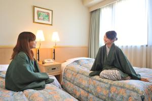 Hotel Sun Valley Annex, Hotels  Beppu - big - 23