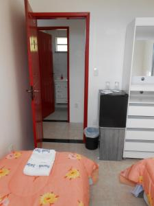 Single Room with Extra Bed and Private External Bathroom