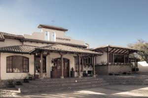 Photo of Hotel Hacienda Abraspungo