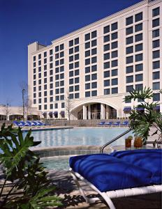 Dallas/Fort Worth Marriott Hotel & Golf Club at Champions Circle, Hotels  Roanoke - big - 18
