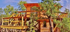 DropIn Eco Lodge (en Valle de Las Trancas)