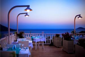 Likya Residence Hotel & Spa - Adults Only, Szállodák  Kalkan - big - 43