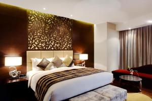 Club Premier Suite met Kingsize bed