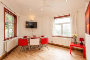 Terrace Apartment Camden in London, Greater London, England