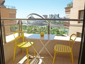 ApartUP Yellow Opera View, Appartamenti  Valencia - big - 15