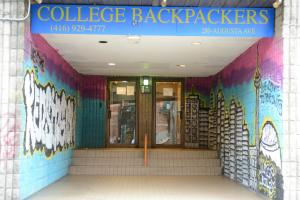 Kensington College Backpackers, Хостелы  Торонто - big - 42