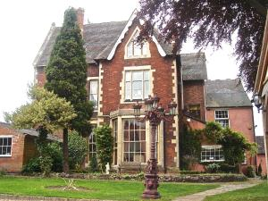 1820 Mansion with a Tower in Earl Shilton, Leicestershire, England