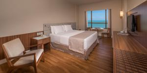 Deluxe Double or Twin Room with Frontal Sea View