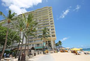 Photo of Castle Waikiki Shore Beachfront Condominiums