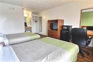 Standard Double Room with Two Double Beds