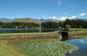 Lake Naverone Holiday Cottages, Rezorty  Drakensberg Garden - big - 90