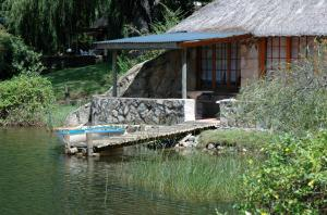 Lake Naverone Holiday Cottages, Rezorty  Drakensberg Garden - big - 44