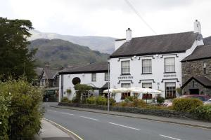 The Crown Inn in Coniston, Cumbria, England
