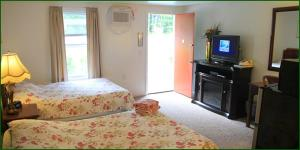 King Bed/ 2 Double Bed Room