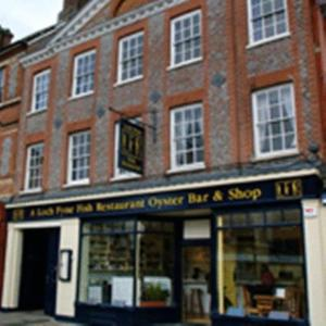 Milsoms Hotel, Henley On Thames in Henley on Thames, Oxfordshire, England