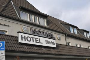 Hotel Dietrich, Hotely  Hamm - big - 53