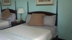 Double Room with Two Double Beds Ground Floor -Non-smoking