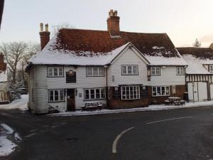 The Chequers Inn in Smarden, Kent, England