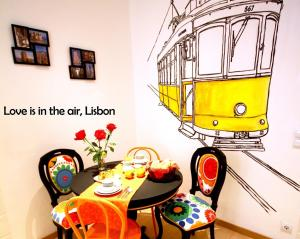 Photo of In Lisbon Love Is In The Air