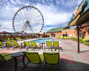Margaritaville Island Hotel, Hotely  Pigeon Forge - big - 17