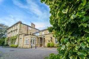 Healds Hall Hotel in Cleckheaton, West Yorkshire, England