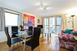 Apartment Barbican Aldersgate Steet in London, Greater London, England