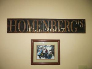 Photo of Homenberg's