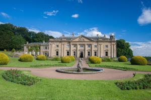 Wortley Hall in Wortley, South Yorkshire, England